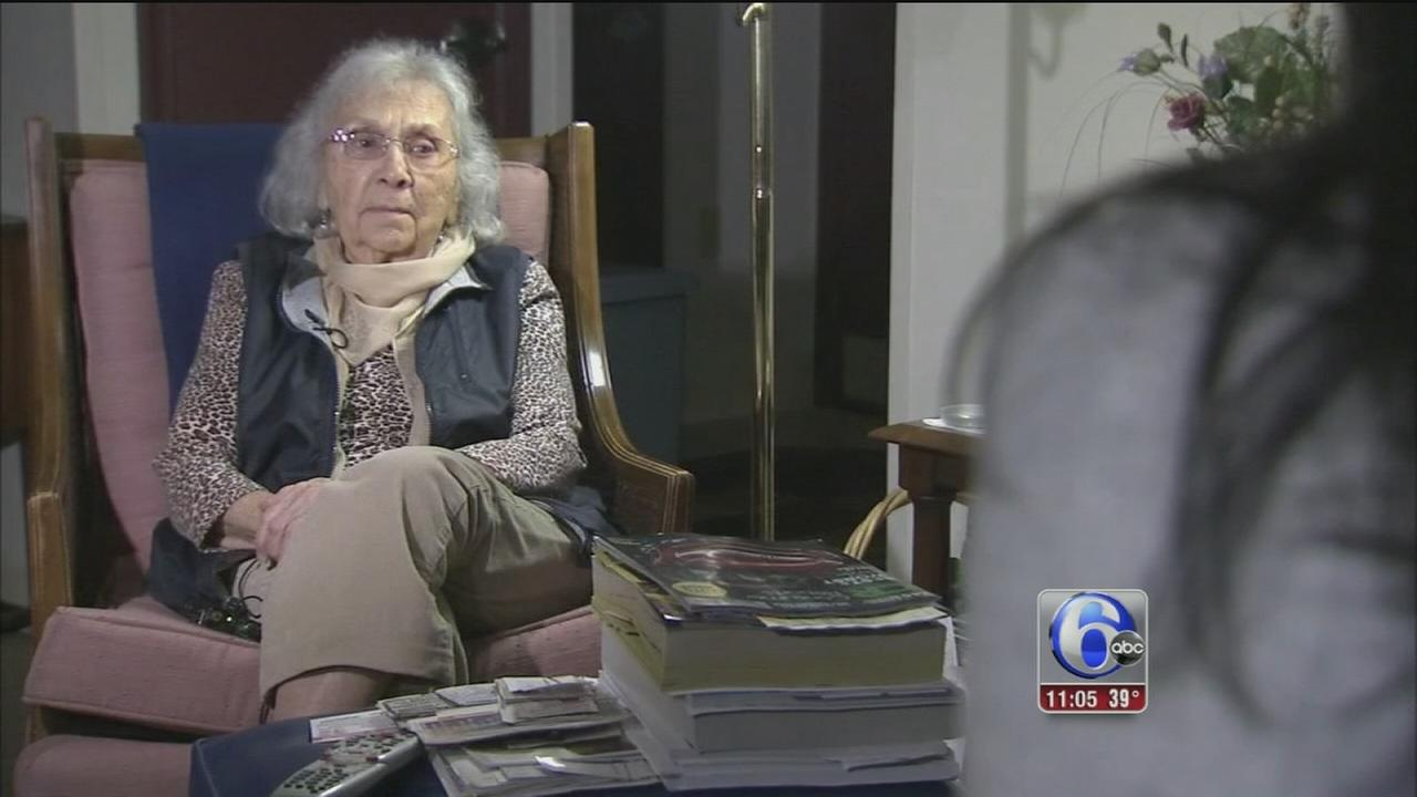 Woman, 88, tells would-be rapist I have HIV in Chester Co.