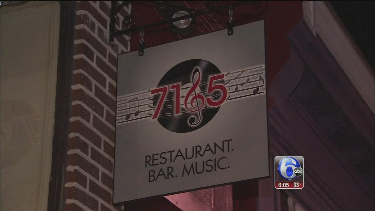 4 people shot outside bar in East Mt. Airy