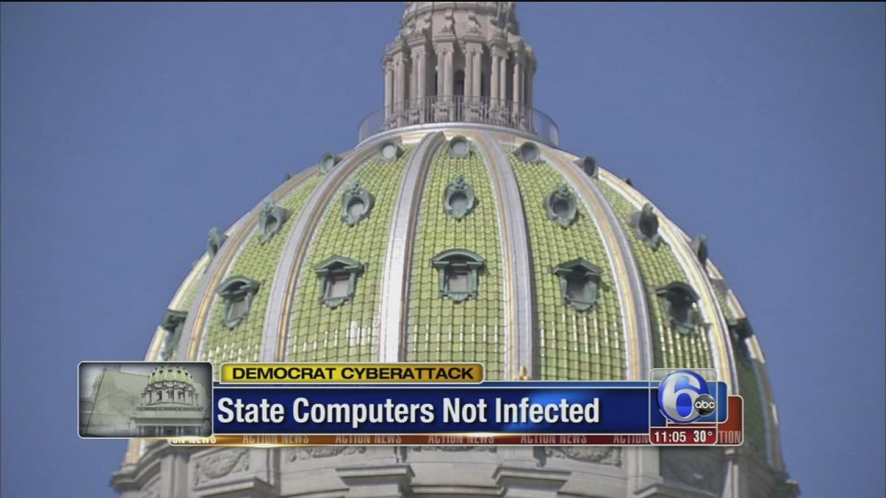 Ransomware attack hits Pennsylvania Senate Democrats