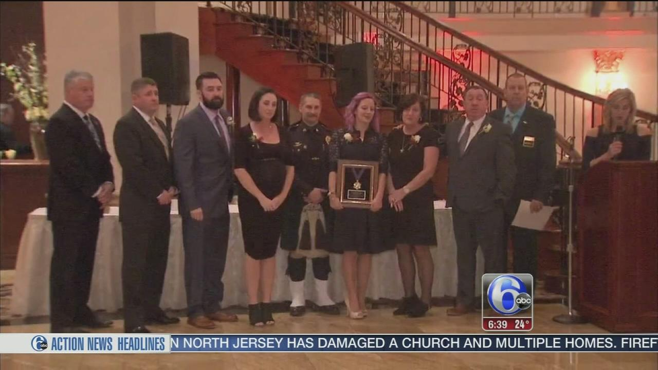 Hero Scholarship awards in Camden Co.
