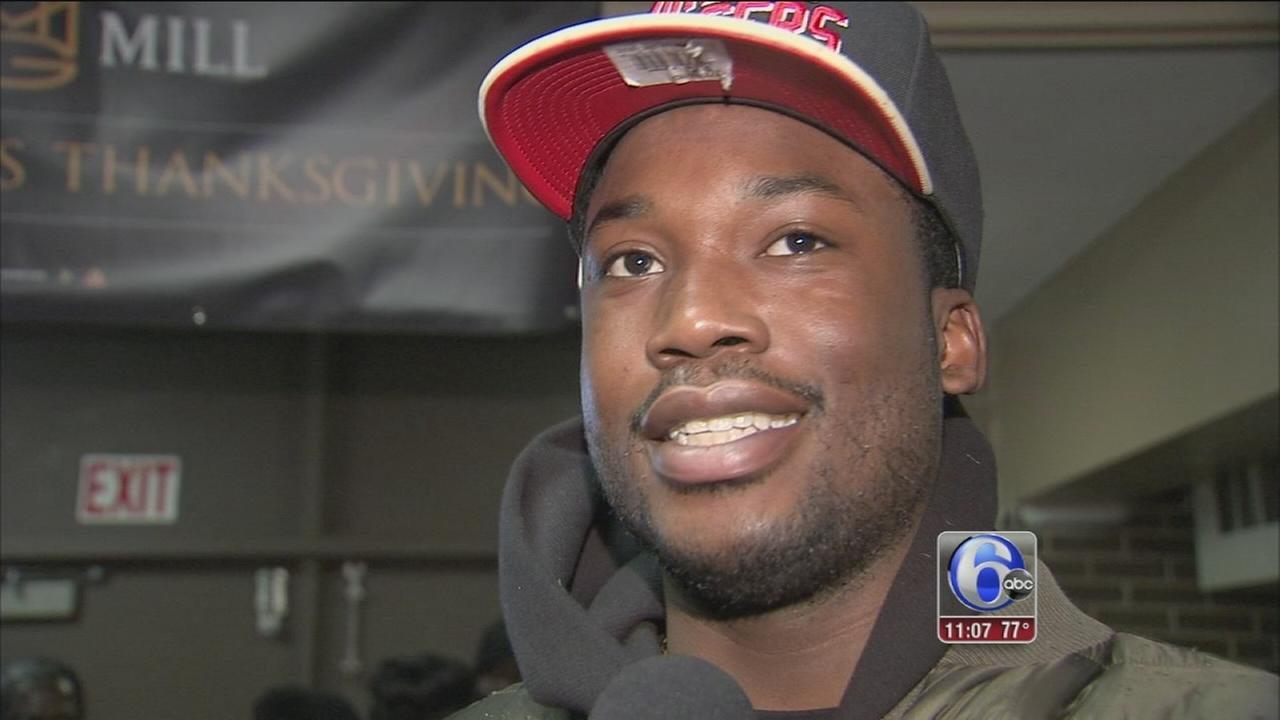 VIDEO: Meek Mill sentenced to prison over parole violation