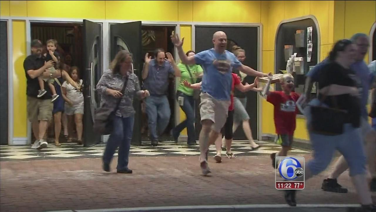 VIDEO: Blobfest begins in Phoenixville