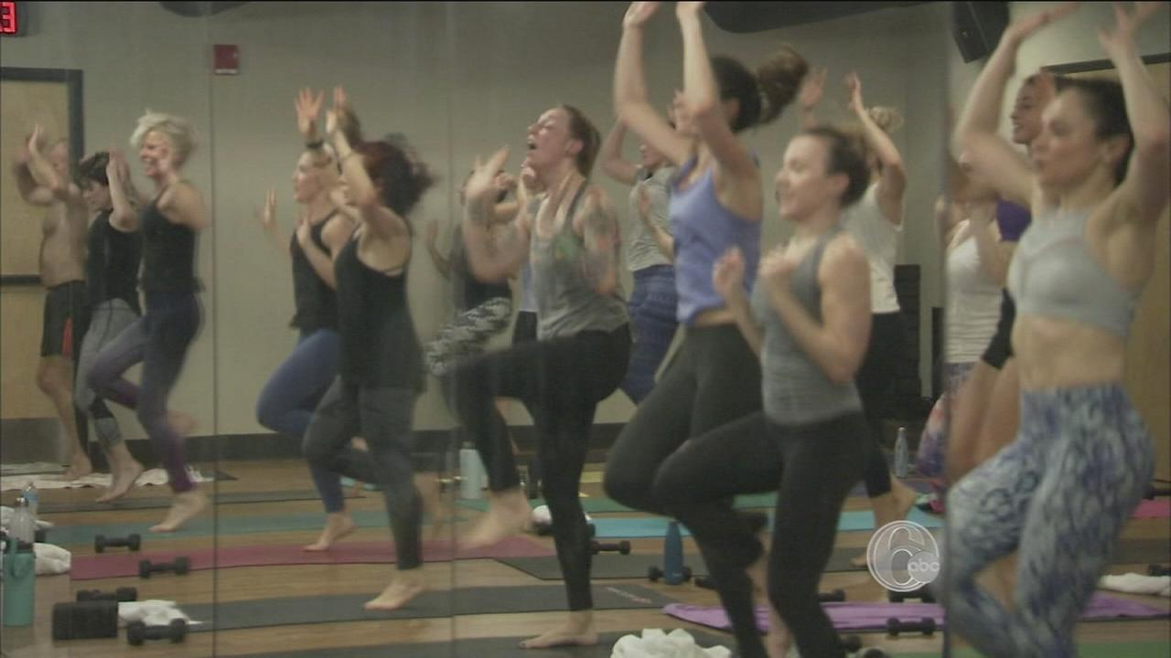 VIDEO: FYI at Core Power Yoga