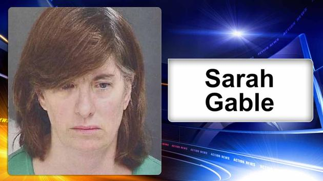 WATCH Sarah Gable, Daycare Worker, Push Child Down Stairs