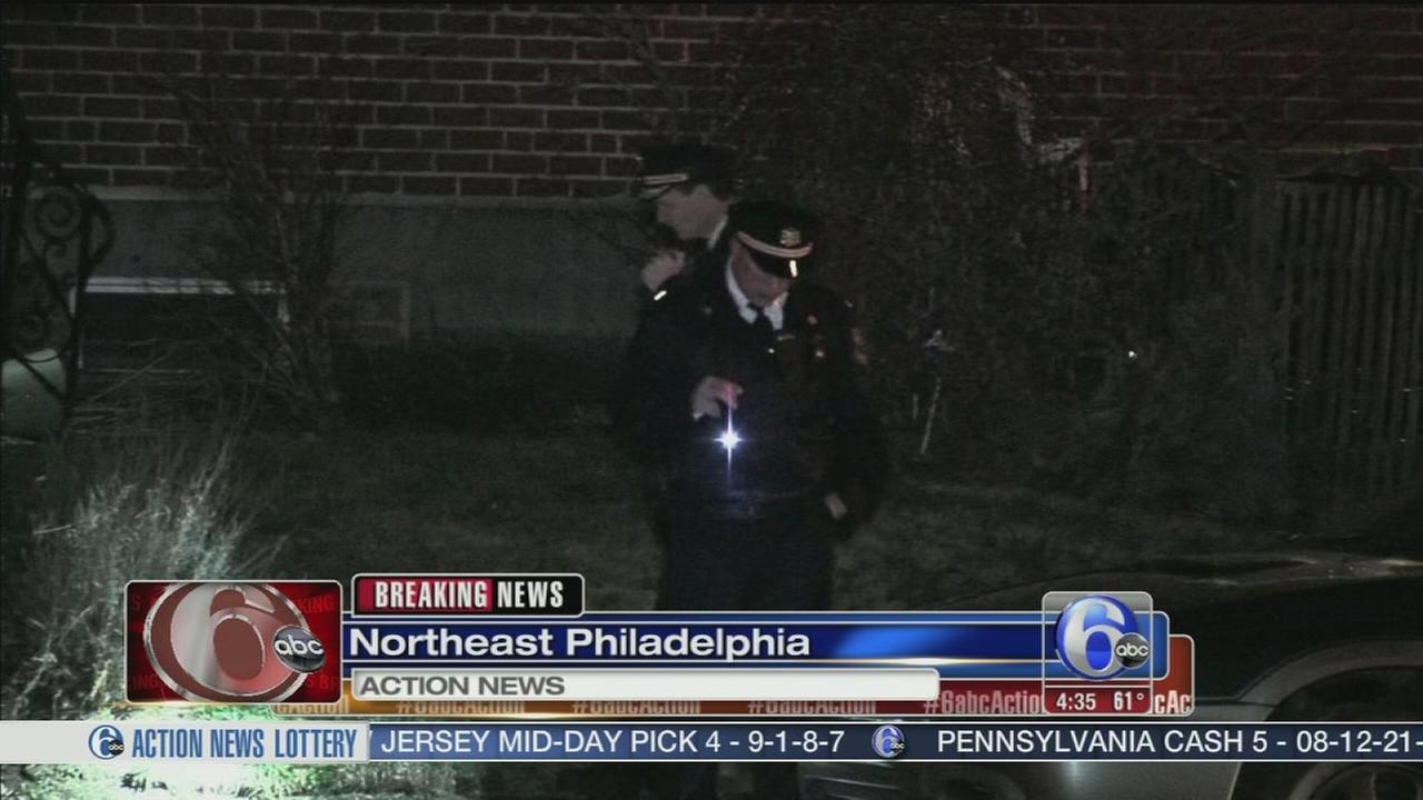 Man shot in NE Philadelphia
