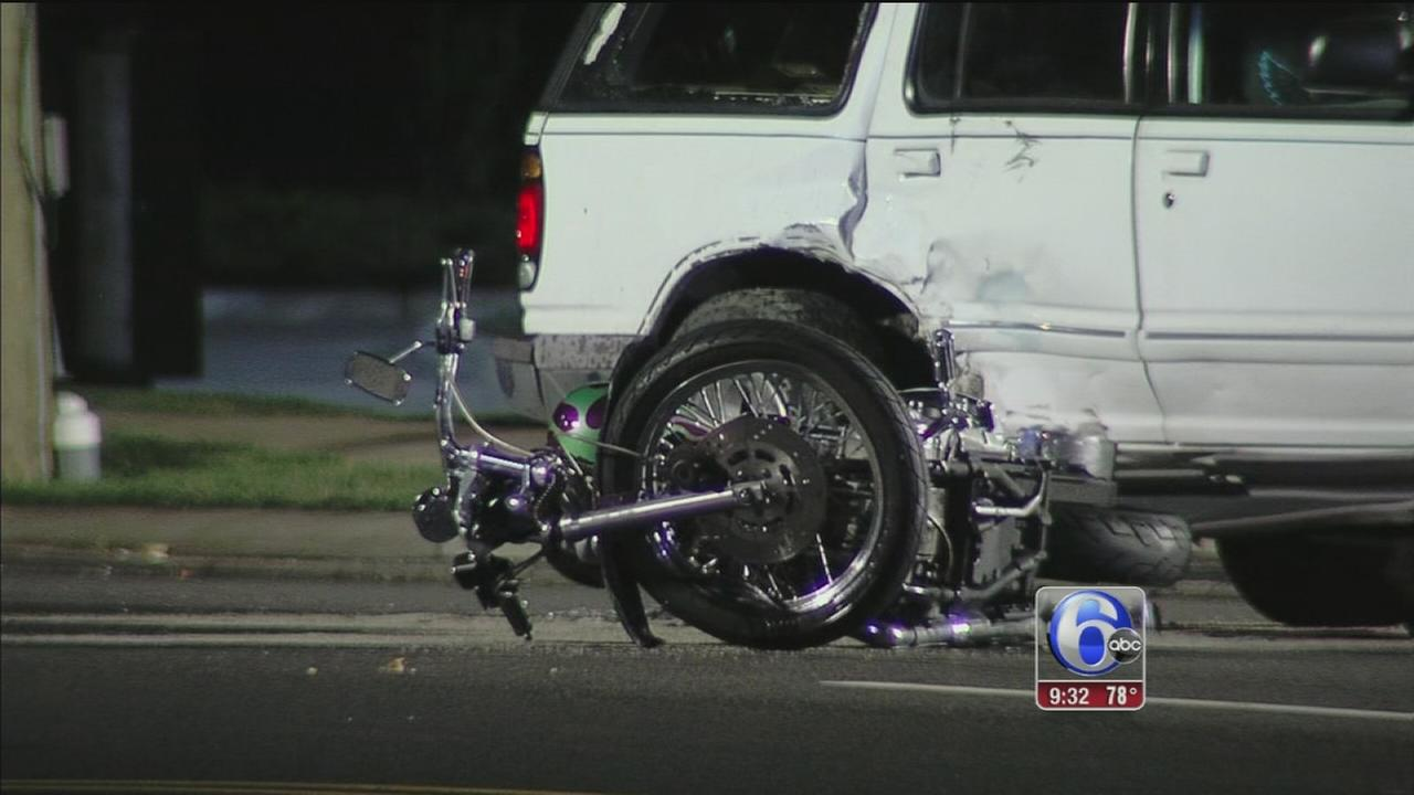 Motorcyclist killed in Burlington Twp. crash