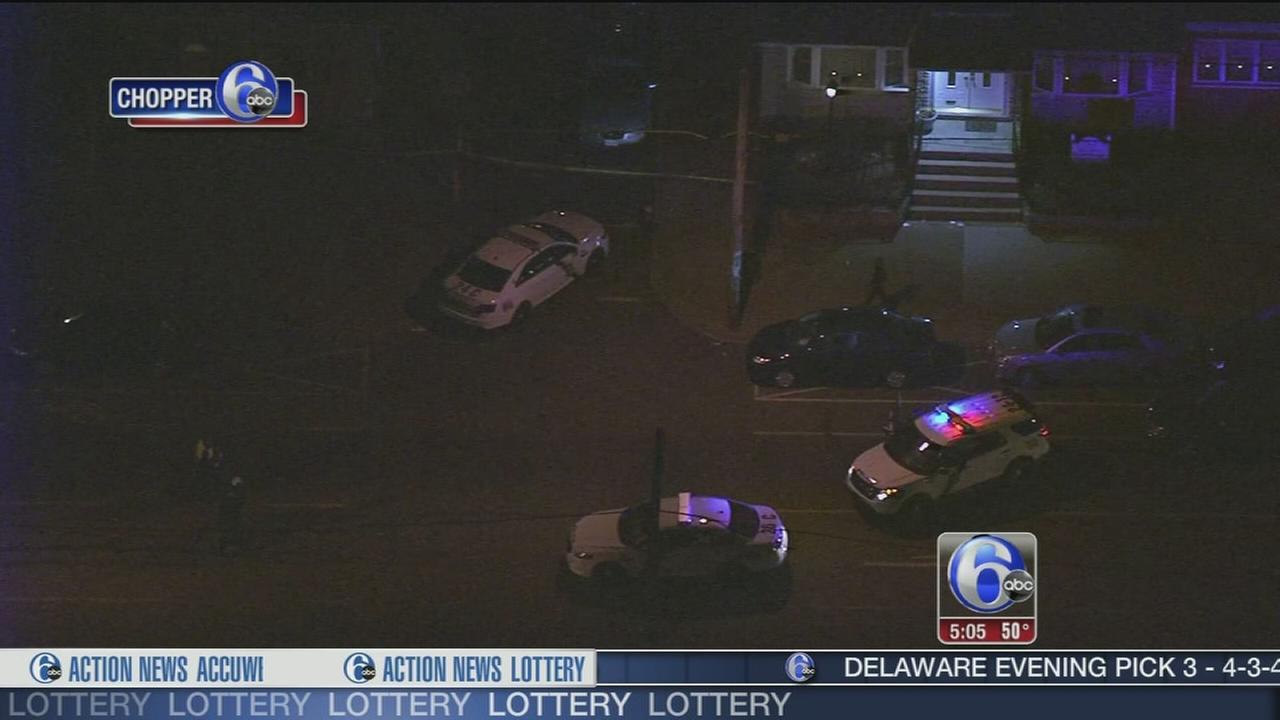 Man hospitalized after shooting in Kensington