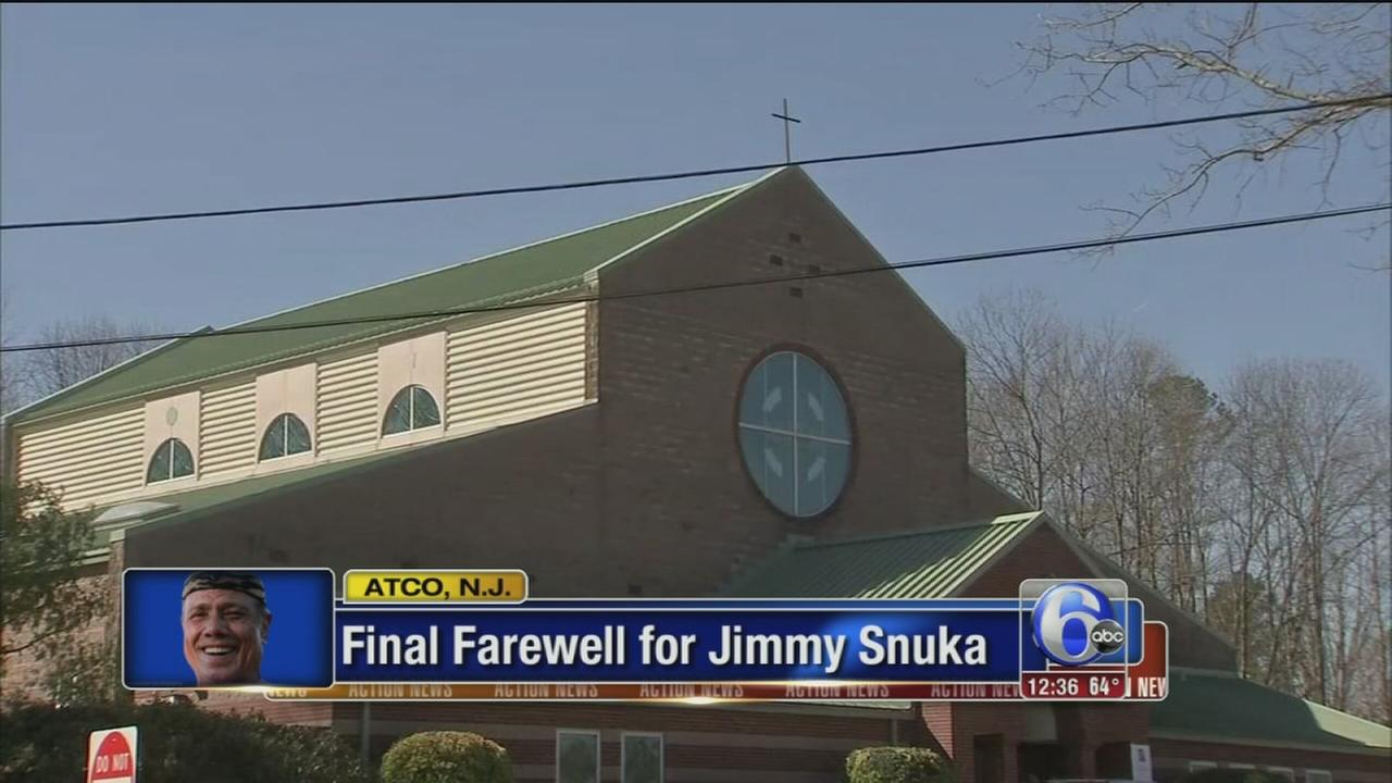 VIDEO: Final farewell to Jimmy Snuka