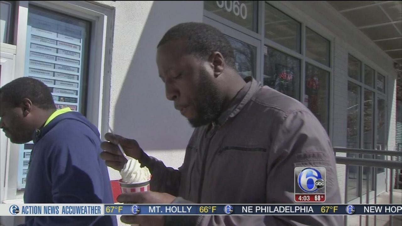 VIDEO: Residents bracing for drastic change in weather