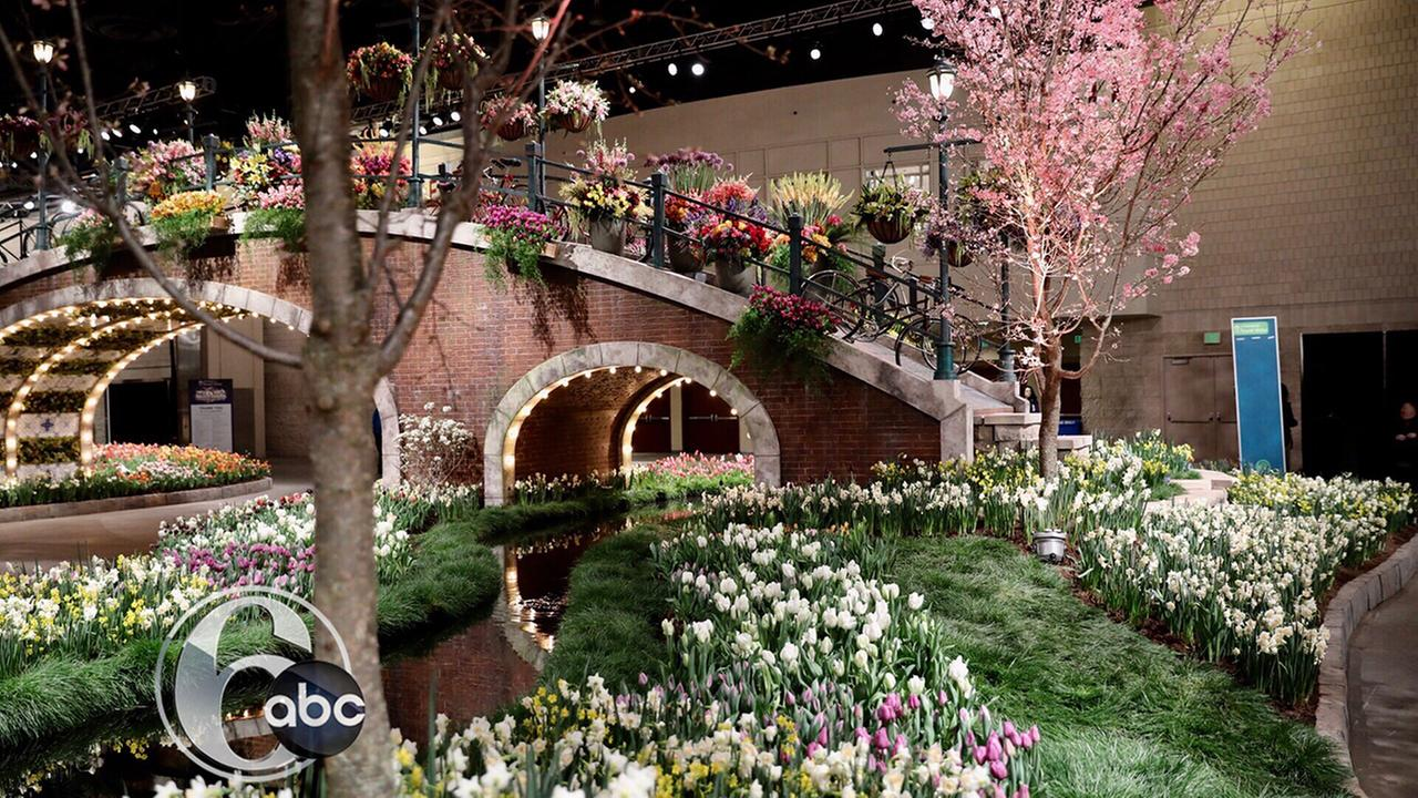 Photos Philadelphia Flower Show 6abc Com