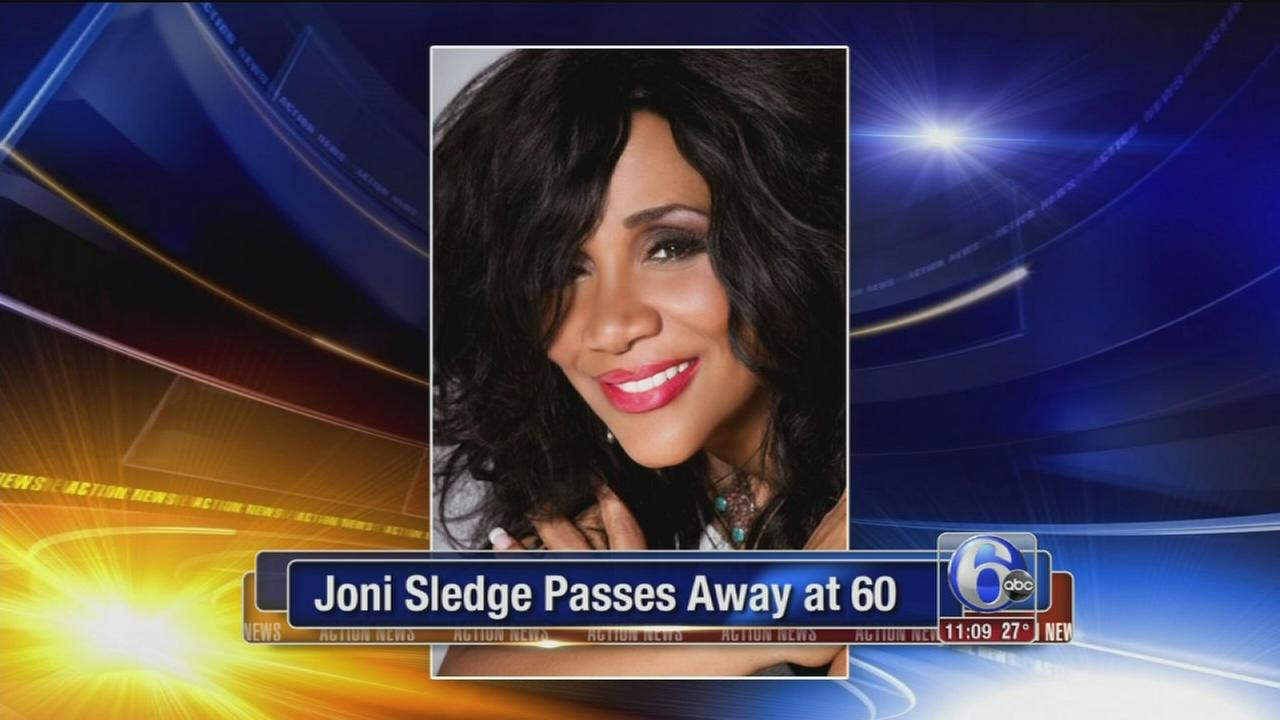 Joni Sledge, founding member of Sister Sledge, dies at 60