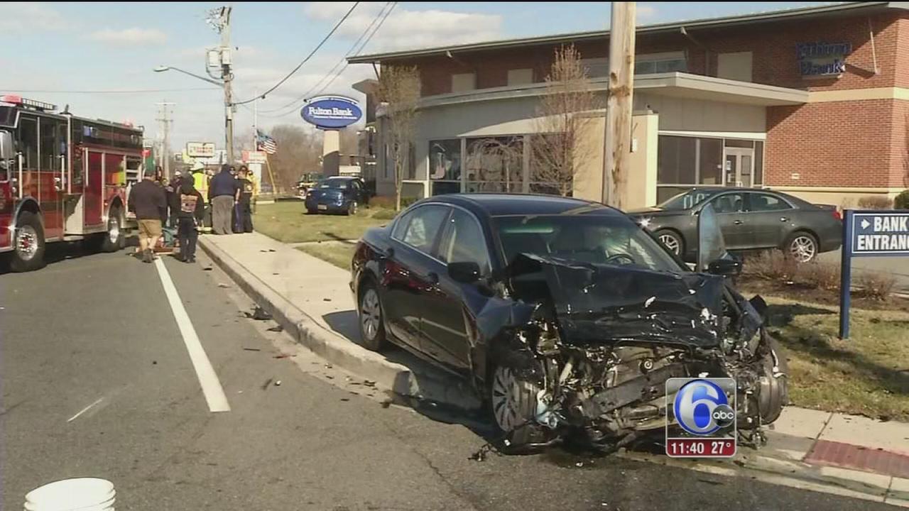 Man killed in crash in Mill Creek, Del.