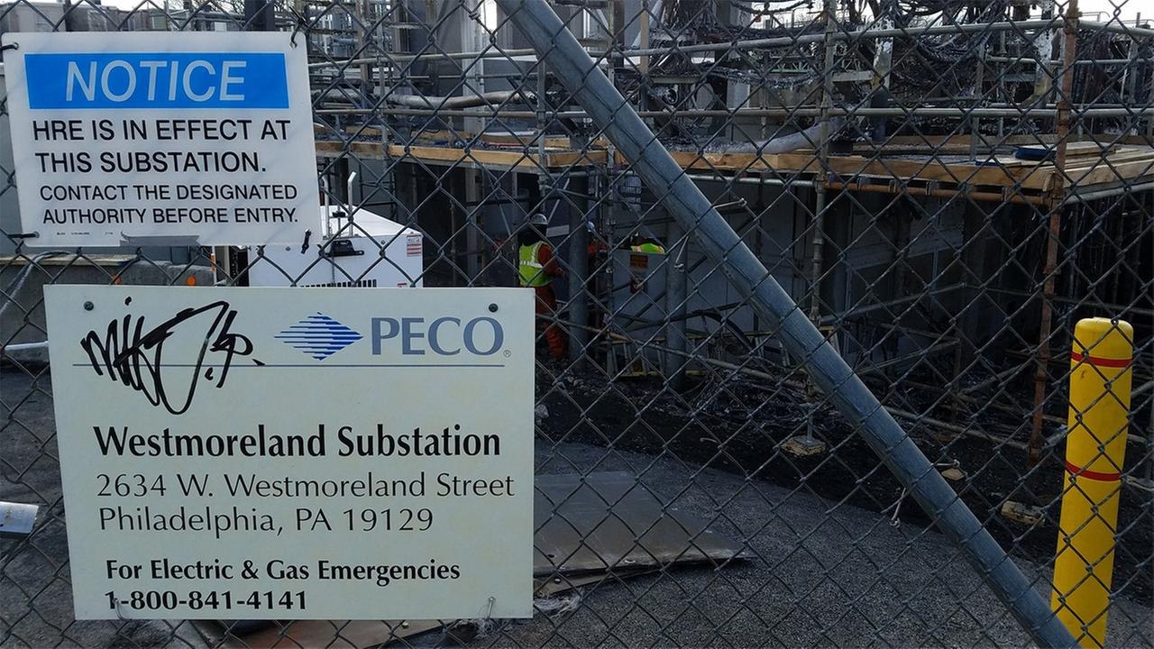 Planned power outage for PECO customers in NW Philadelphia