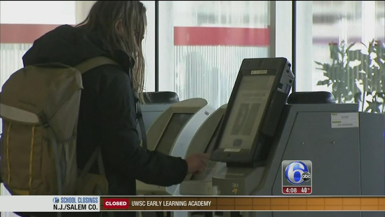 Airlines begin to cancel flights at PHL ahead of storm
