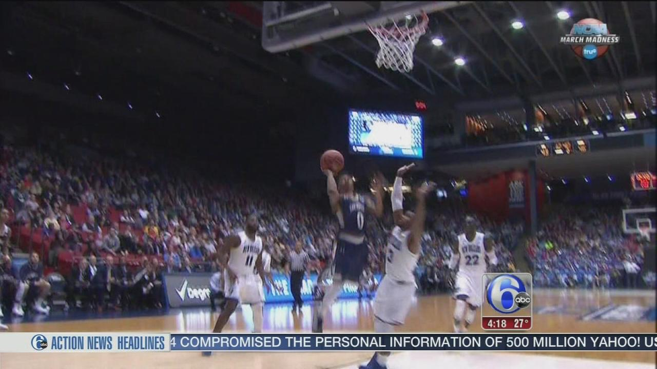 Villanova-Mount St Marys in NCAA Tournament