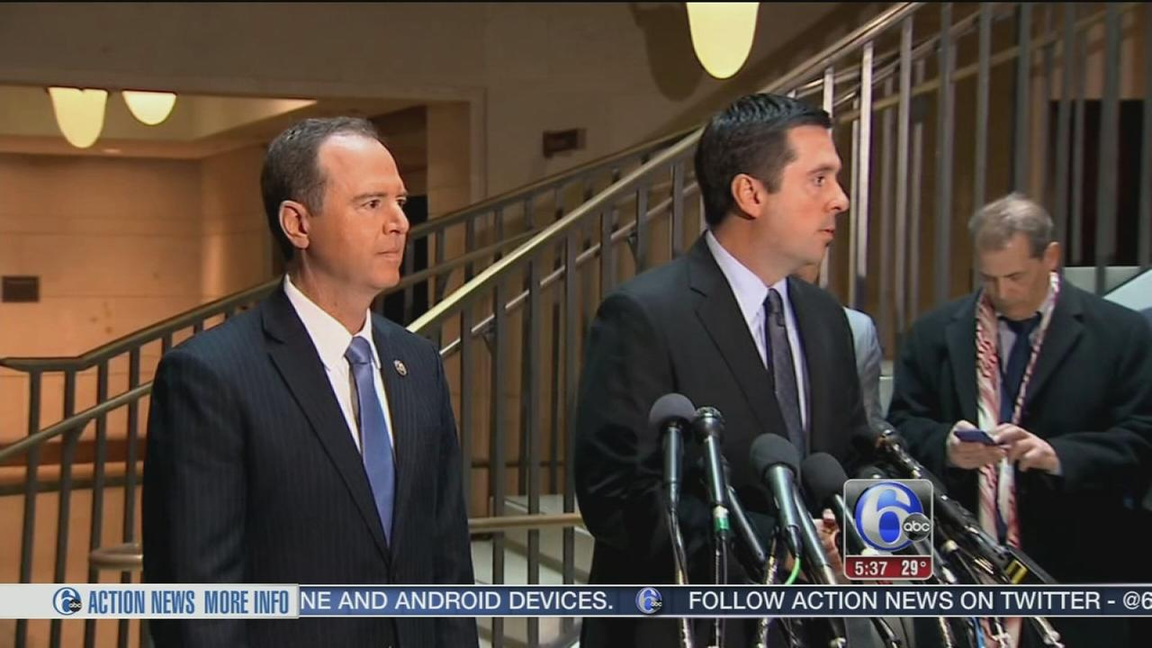House intel leaders see no evidence on wiretap