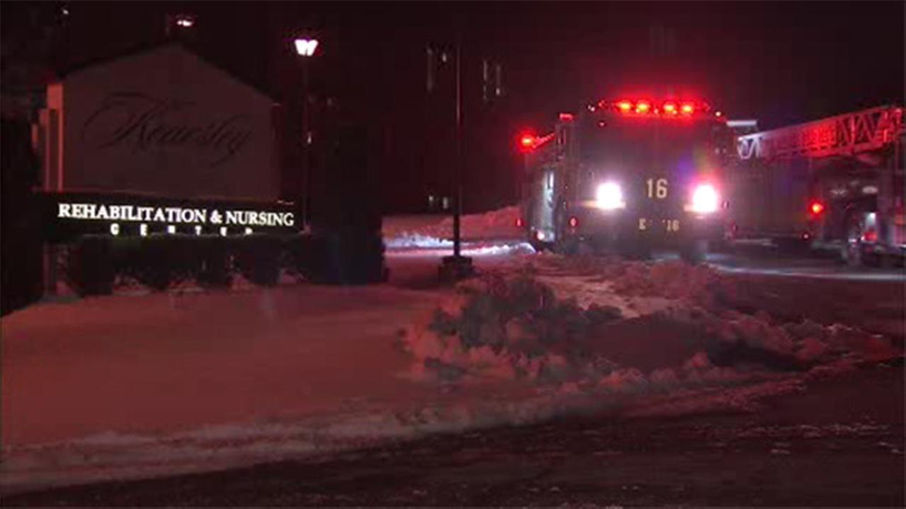Fire damages kitchen inside Wynnefield apartment