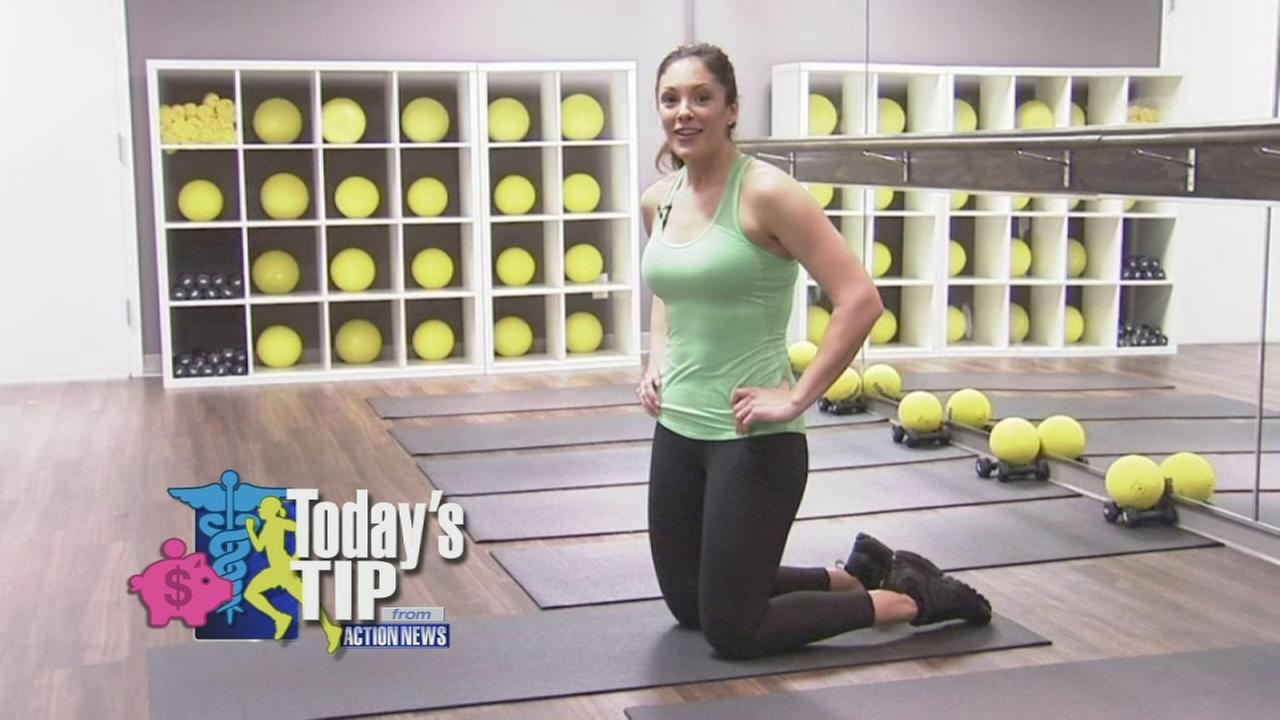 Todays Tip:  Core moves