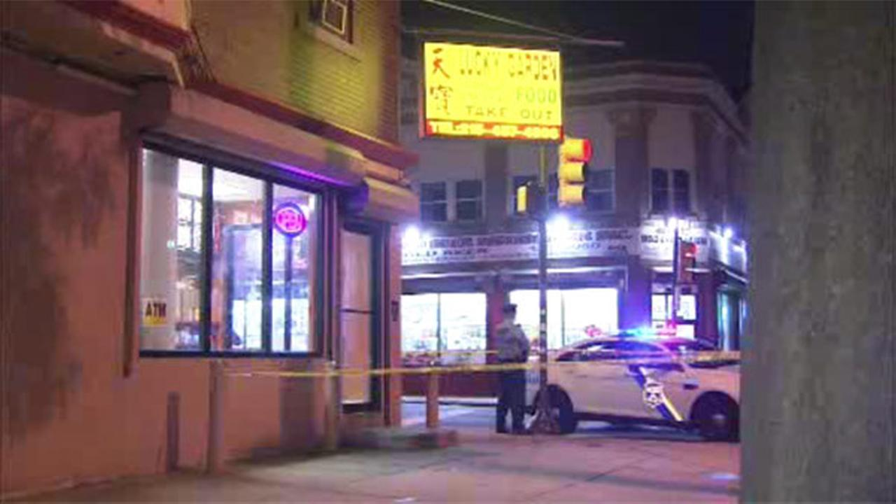 Victim found stabbed in Chinese restaurant