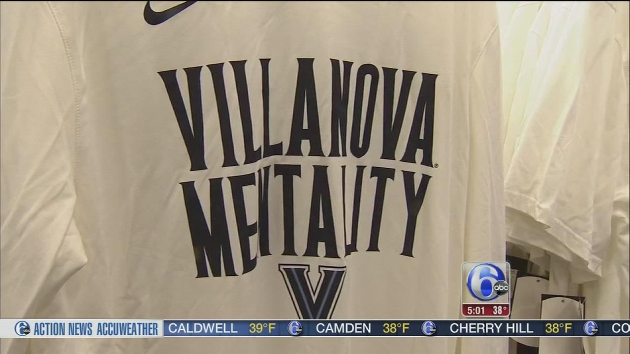 Villanova students ready for Round One