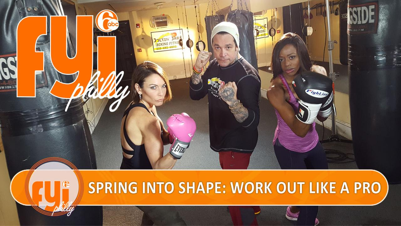 FYI Philly: Spring Into Shape
