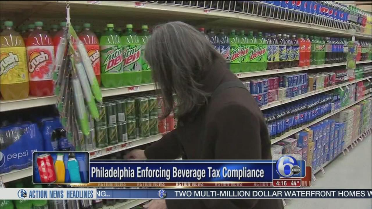 Beverage tax stakes escalate in pivotal Philadelphia fight