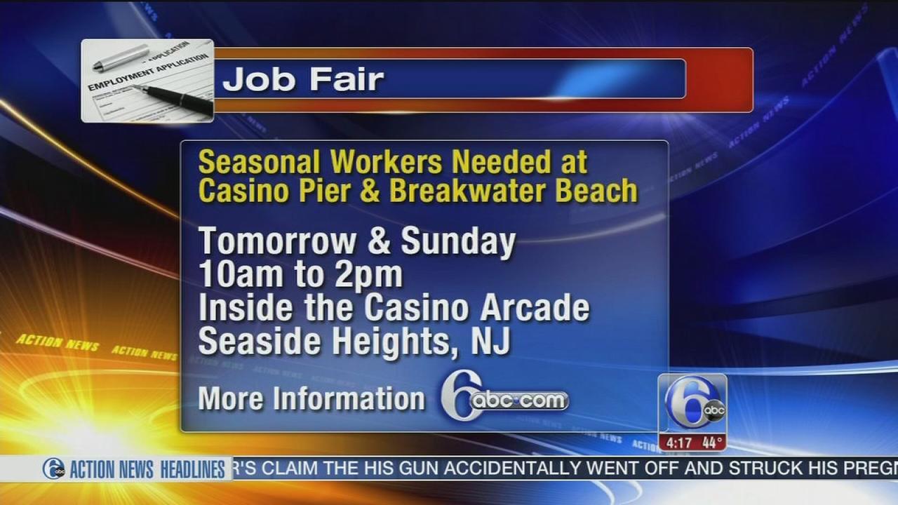 Shore Job Fair