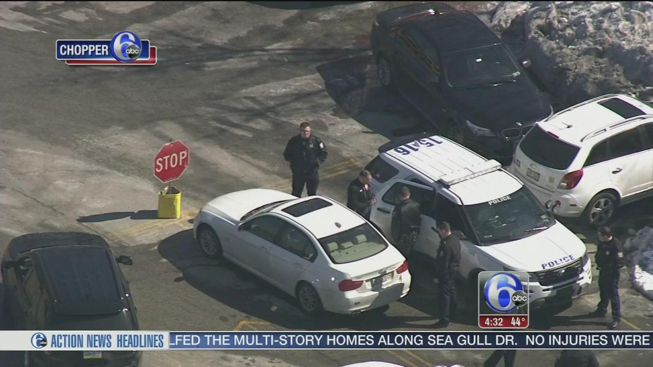 Phila. police catch bank robbery suspect after chase