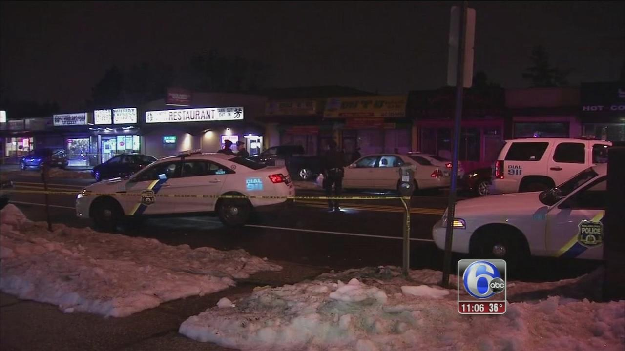 Police investigating homicide in North Philadelphia