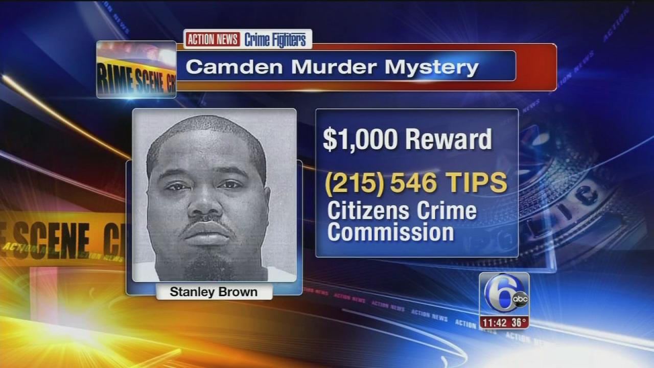 Crime Fighters: Who killed Stanley Brown?