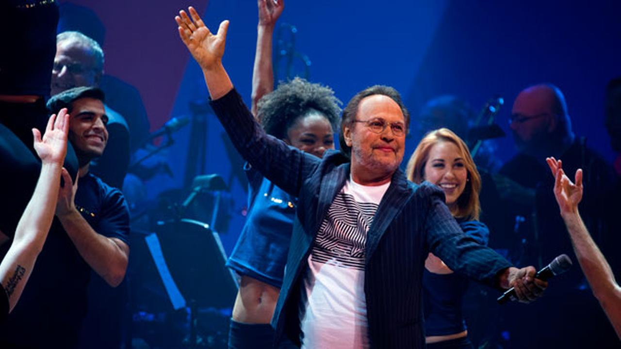 Billy Crystal postpones Philly shows due to flu