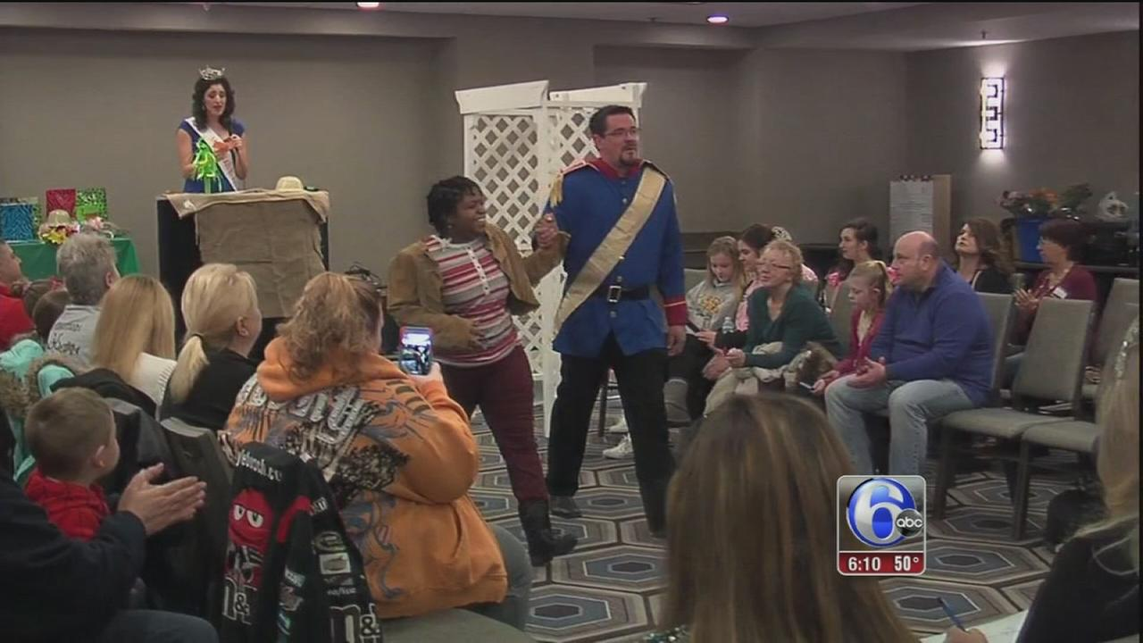 Special needs pageant