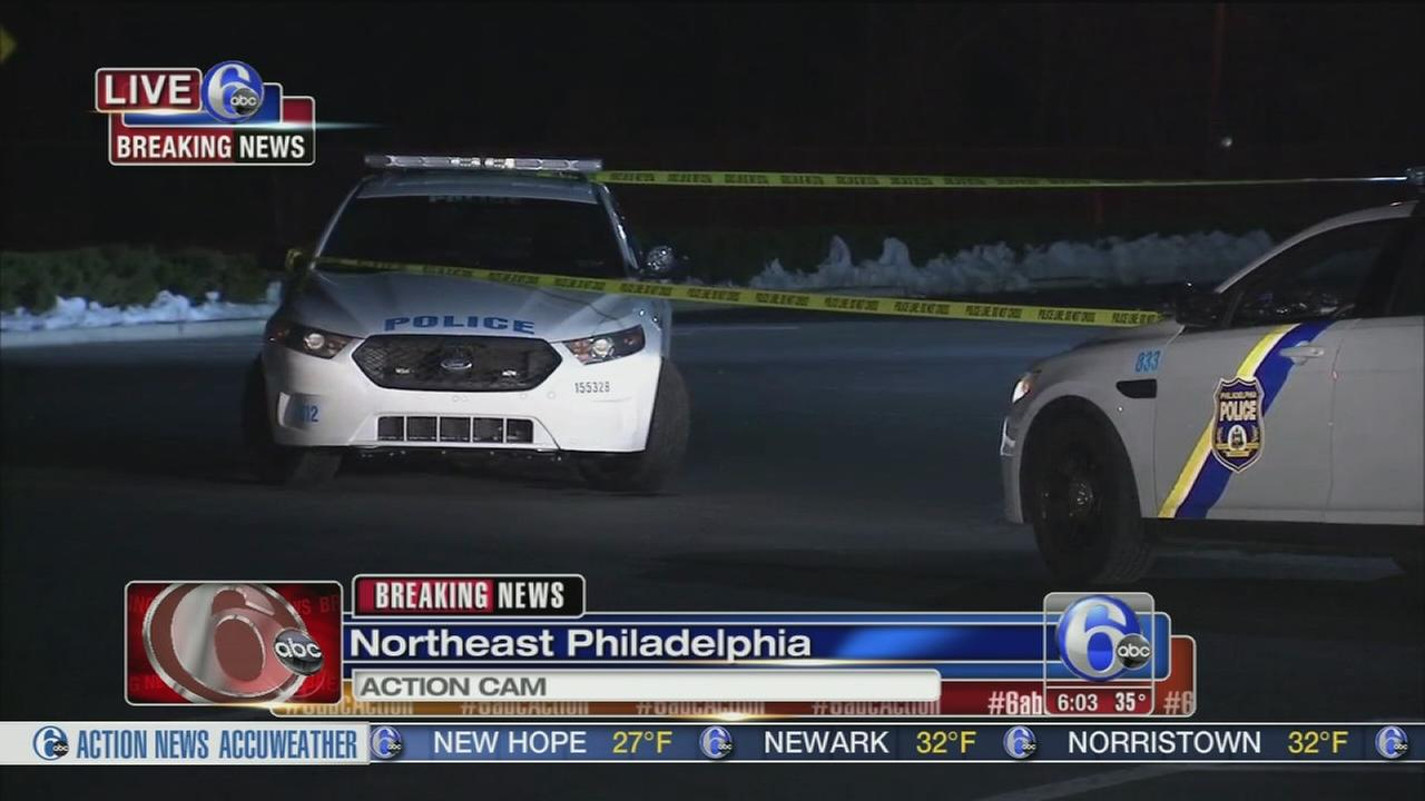 Teen suspect in custody in NE Philly