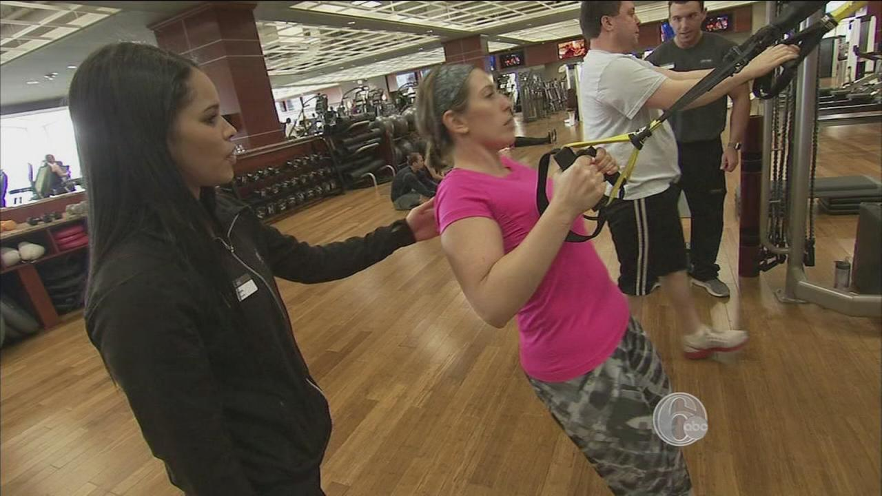 VIDEO: Supersize your workout at Life time