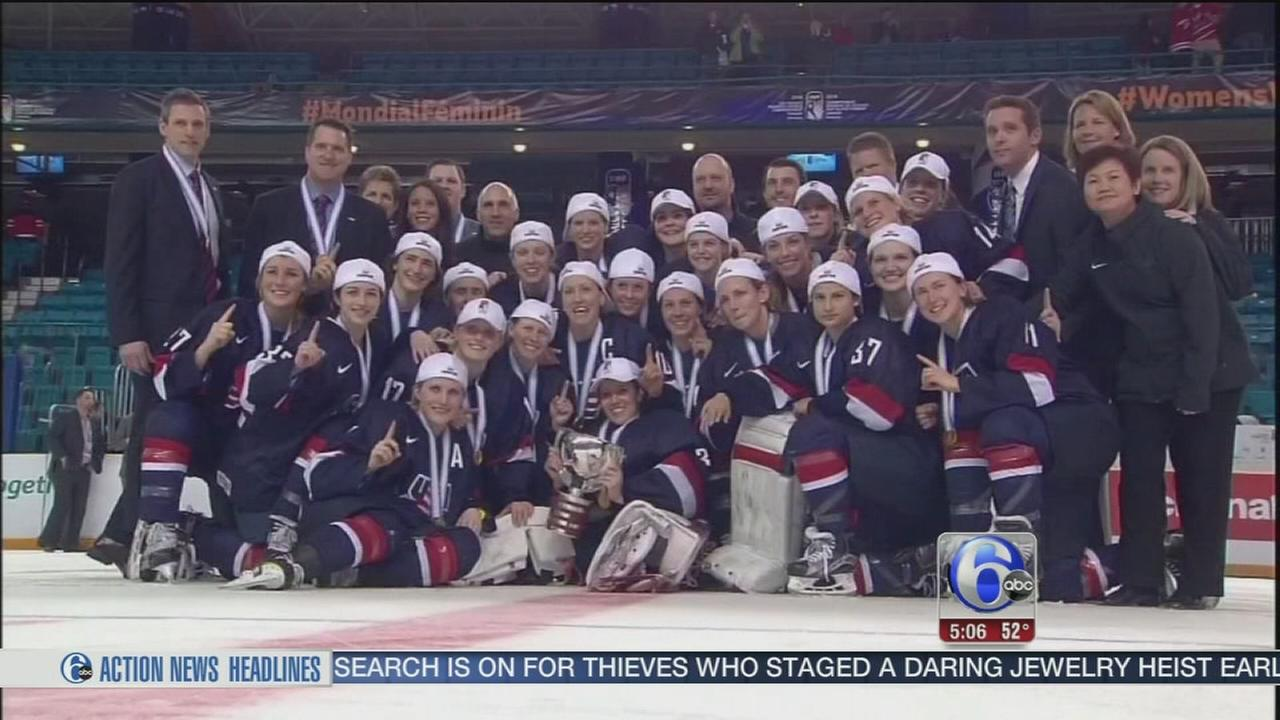 USA Hockey, womens players to meet in Philadelphia