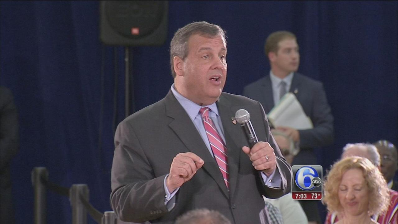 VIDEO: Christie blames Obama in part for Mideast unrest