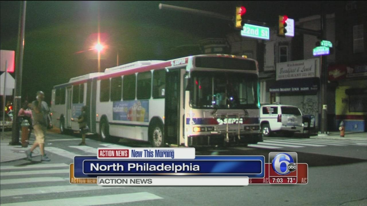 VIDEO: Police investigate alleged assault of SEPTA bus driver
