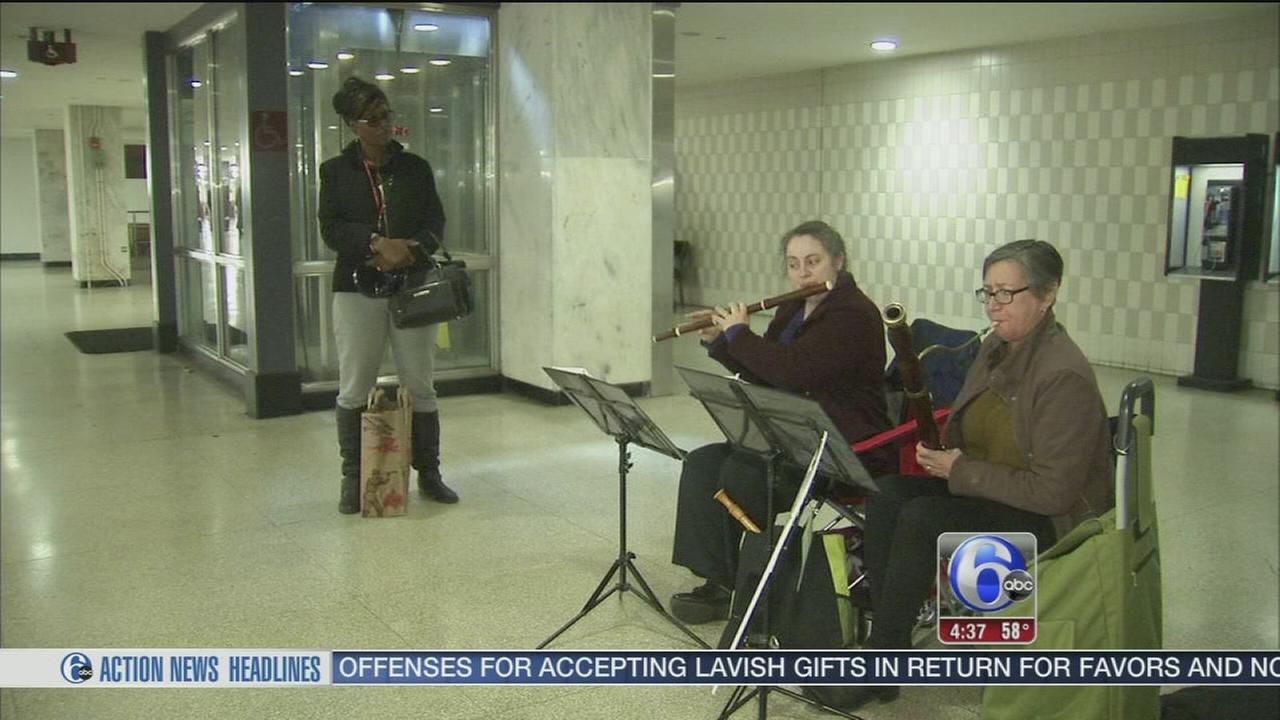 Bach to the Subways program