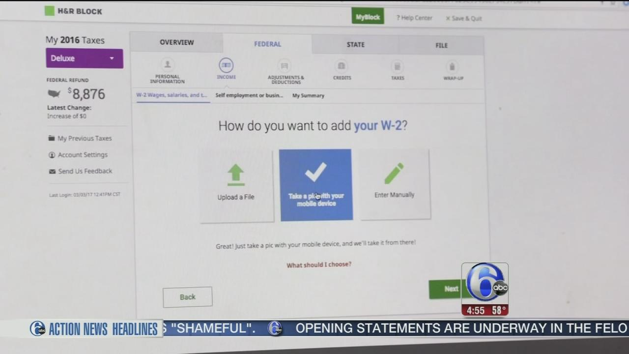 Consumer Reports: Filing your taxes online