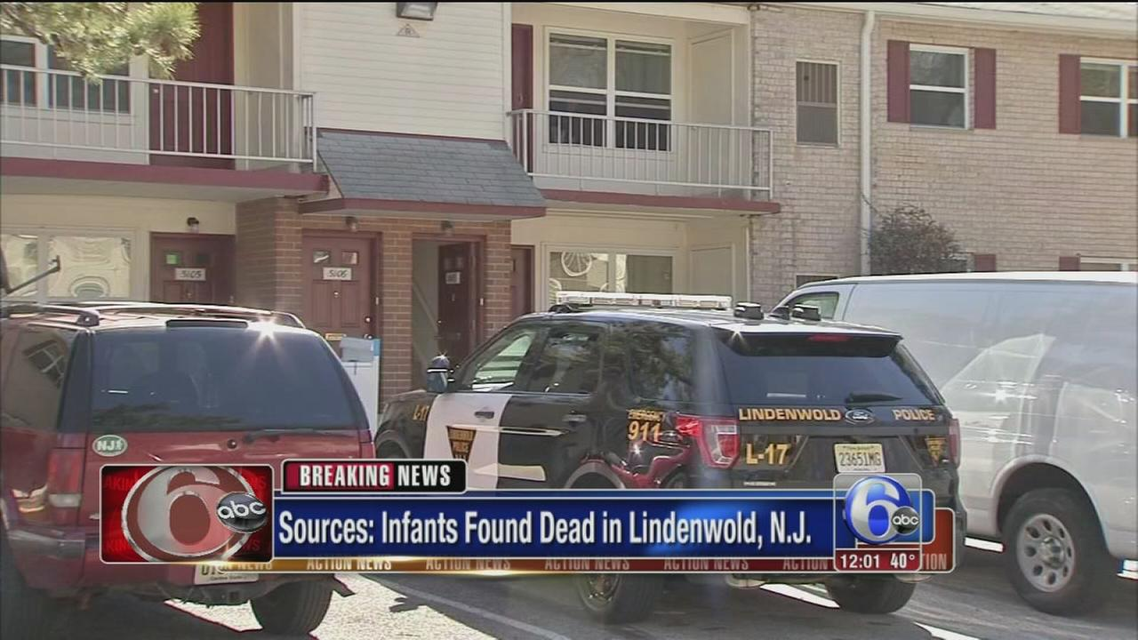 Sources: 2 infants found dead in Lindenwold