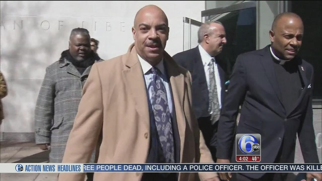 Seth Williams pleads not guilty in gifts-for-favors case