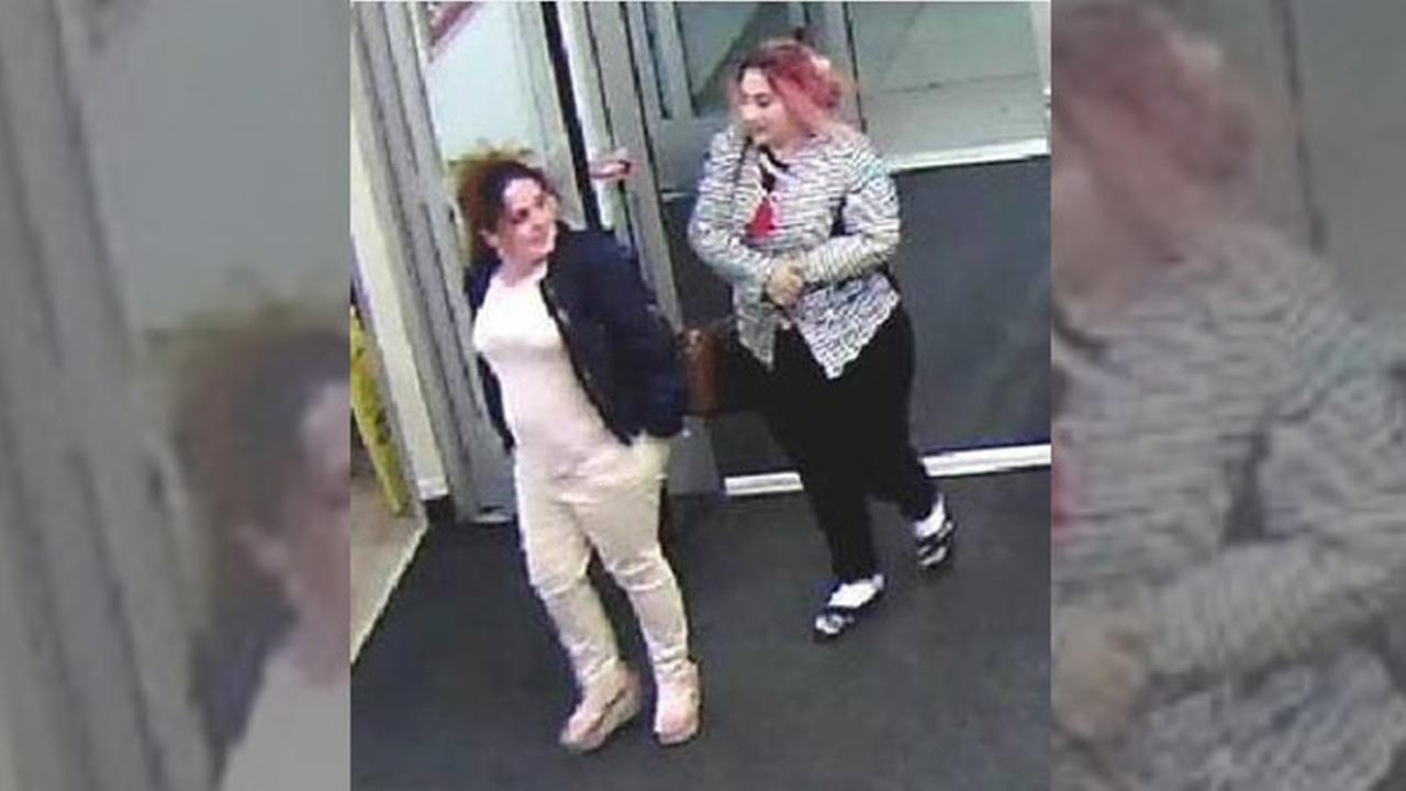 Police: 2 women targeting NJ Burlington stores in distraction scam