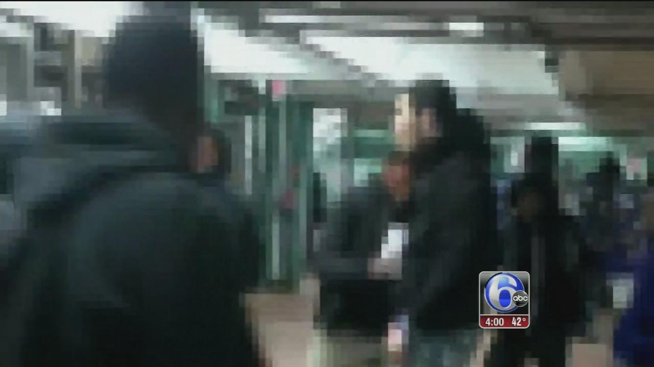 10 teenage boys in custody after SEPTA station brawl