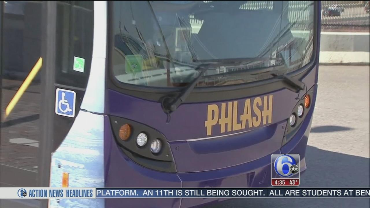 Philly Phlash Shuttle