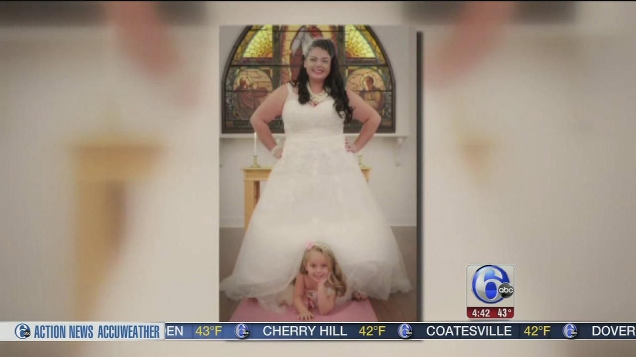Husband accidentally donates wifes wedding dress to Goodwill