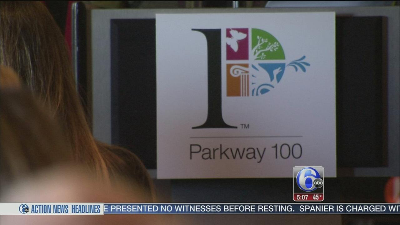 Plans unveiled for Ben Franklin Parkways 100th birthday