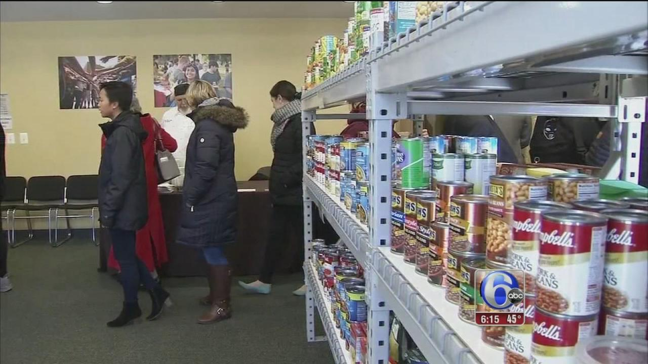 Rowan University opens food bank on campus
