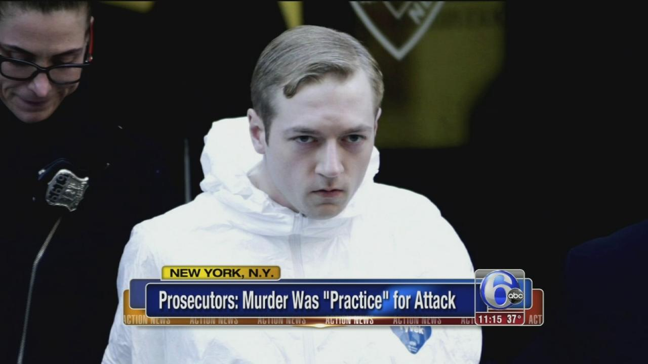 Prosecutor: Killing of black man in NYC most likely an act of terrorism