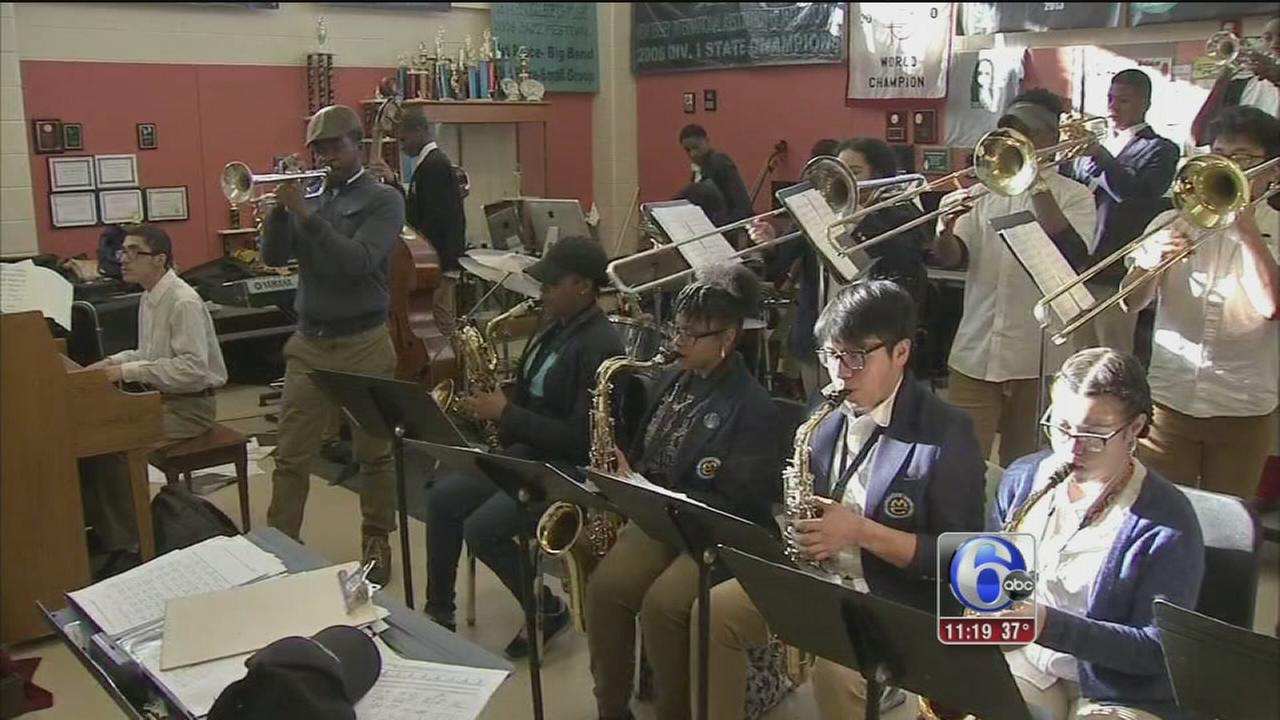 Camden jazz band seeks communitys help to travel to international competition
