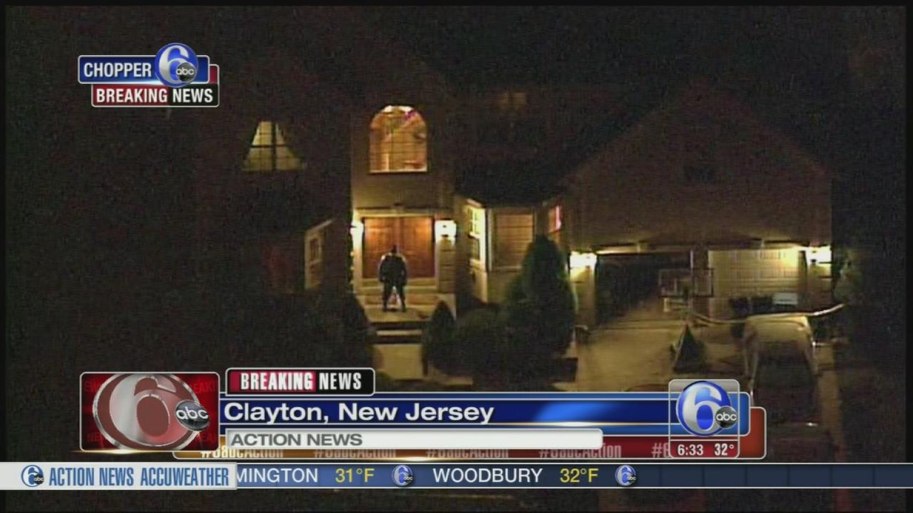 Deadly shooting at home in NJ